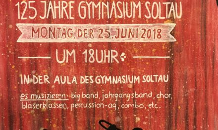 Sommerkonzert am 25.06.2018
