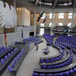 Zu Besuch im Bundestag