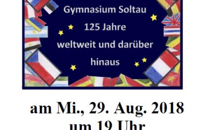 Einladung zum Gottesdienst am 29.08.