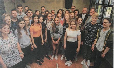 Schulpartnerschaft als Basis des Friedens