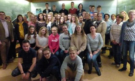 Jubiläum: 10. Russisch-Schüleraustausch mit Smolensk