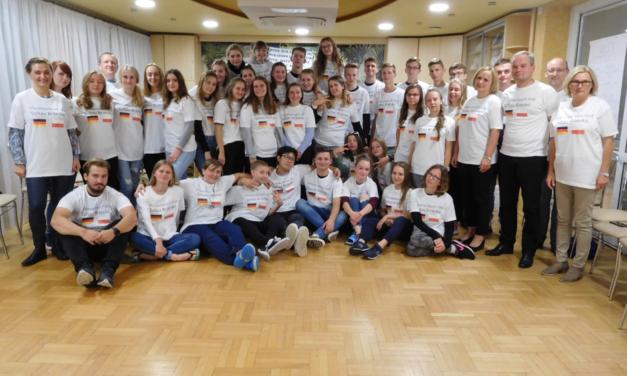 Besuch im polnischen Brzesko – 20.-09. – 25.09.