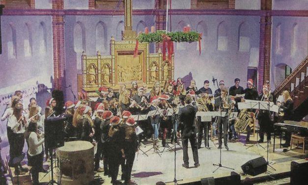 Weihnachtliche Klänge vom Gymnasium Solatu
