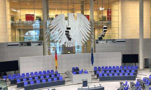 Das Seminarfach von Frau Lange-ter Hell berichtet über die Kursfahrt Berlin