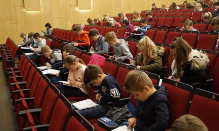 Känguruwettbewerb der Mathematik 2019 am Gymnasium Soltau