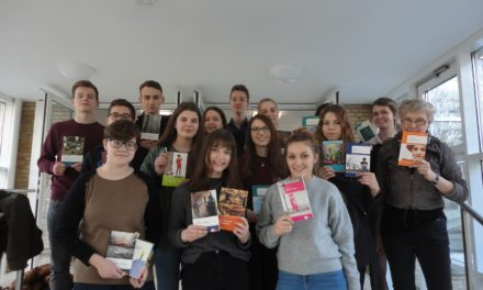 """Ausstellung """"Lesebilder"""" – Lust auf Entdeckungen französischer Jugendbücher"""