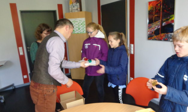 Ergebnisse zum Känguruwettbewerb der Mathematik 2019 am Gymnasium Soltau