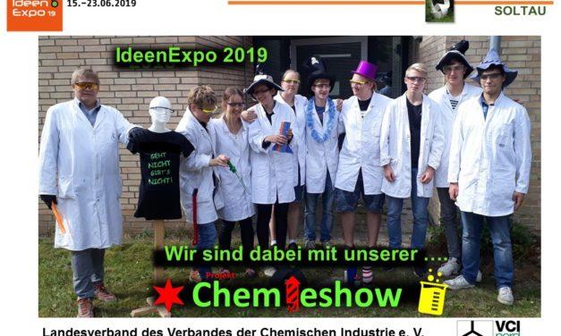 IdeenExpo 2019 – Wir sind dabei