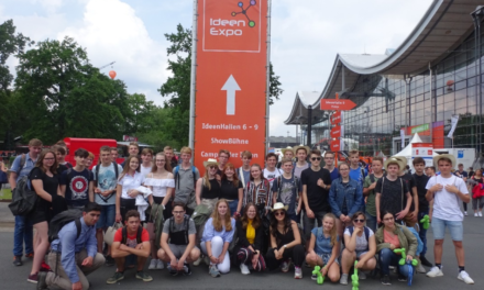 Exkursion zur Ideen Expo 2019 nach Hannover am 20.06.2019