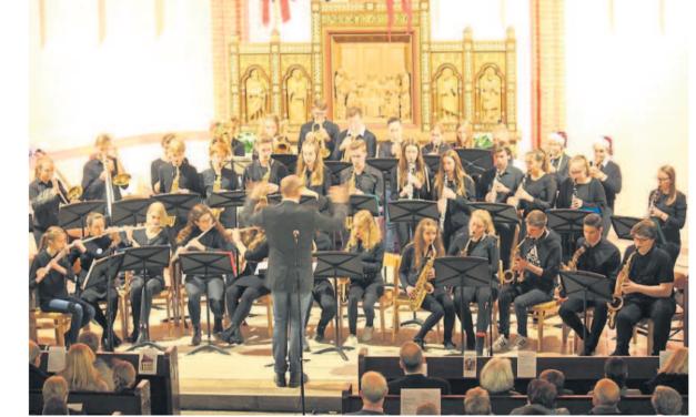 Mit traditionellem Konzert auf Weihnachten eingestimmt