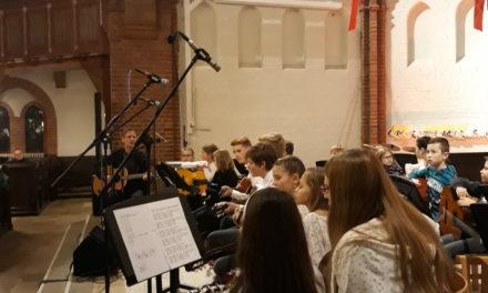 Das Gymnasium Soltau lädt ein zum diesjährigen Weihnachtskonzert