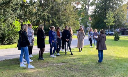 """Besuch der """"Euthanasie-Gedenkstätte"""" in Lüneburg"""