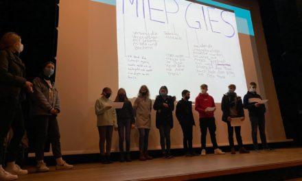 Freiheit – Projekt zum Anne-Frank-Tag in Jg. 9 am Gymnasium Soltau