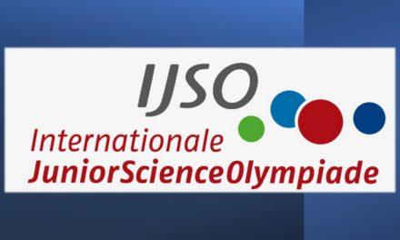 18. Internationale Junior Science Olympiade 2021
