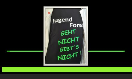 Jugend forscht-AG: Forsche an deinem eigenen Projekt!