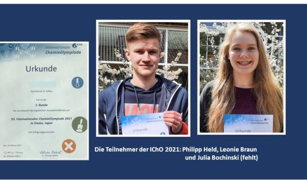 53. Internationale Chemie Olympiade 2021
