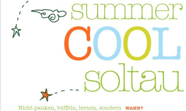 school's out party – summer cool soltau